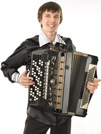 Михаил Никифоров, аккордеонист, баянист